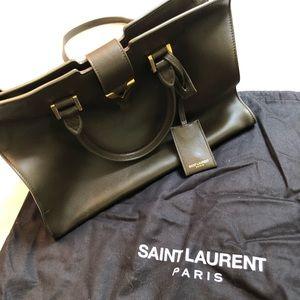 Saint Laurent small cabas bag
